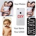OEM DIY Customized Phone Coque For Microsoft Lumia 640 640XL 950XL 950 XL Dual Sim Case Hard PC Back Cover Personized Name Photo