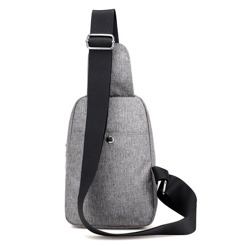 Men Anti Theft Backpack Headphone Hole Women Travel Chest Bag Single Shoulder Boys Girls Chest Bags Sac A Dos Homme Bolsa BP0245 (17)