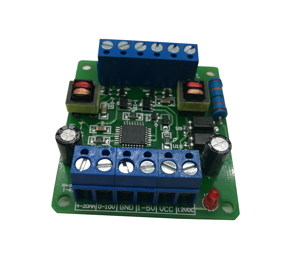 Single Phase Thyristor Trigger Board SCR-A Can Regulate Voltage, Temperature Regulation And Speed Regulation With MTC MTX Module