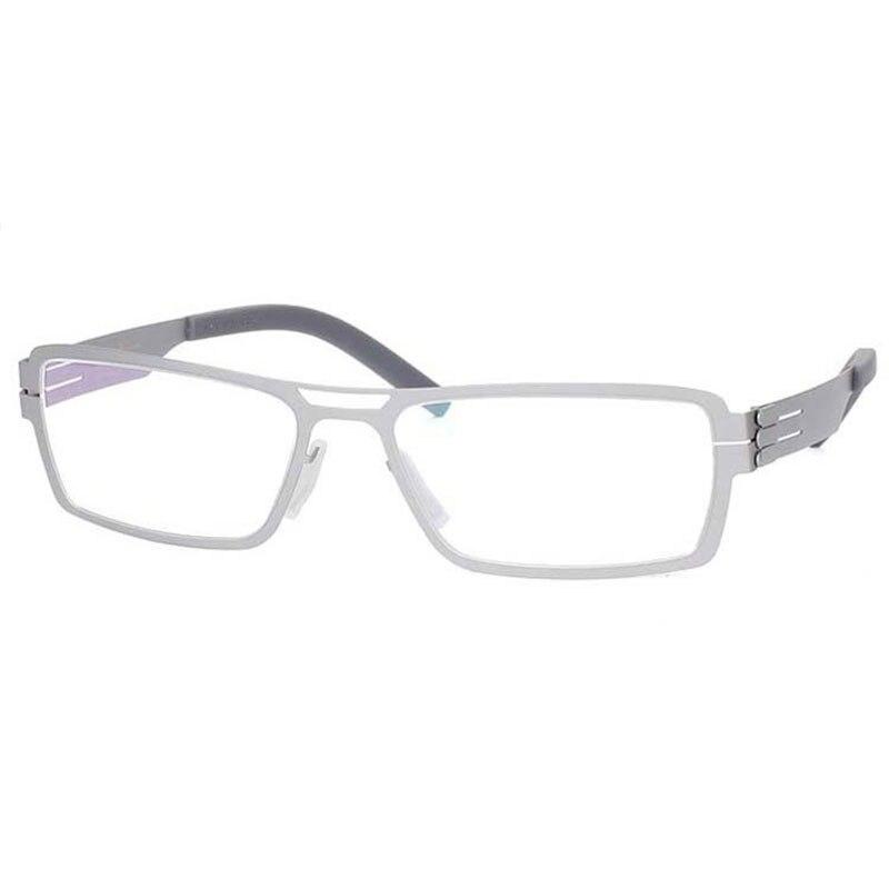 Lunettes uniques sans vis conception marque lunettes cadres Ultra léger Ultra mince femmes et hommes lunettes Prescription lunettes
