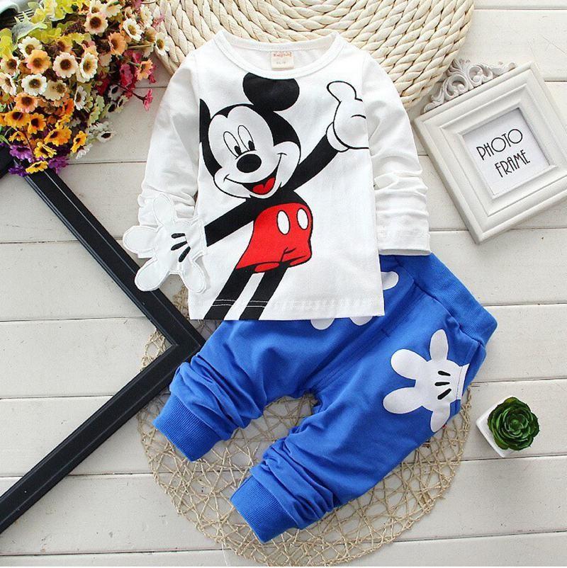 Blue Mickey Set (5)