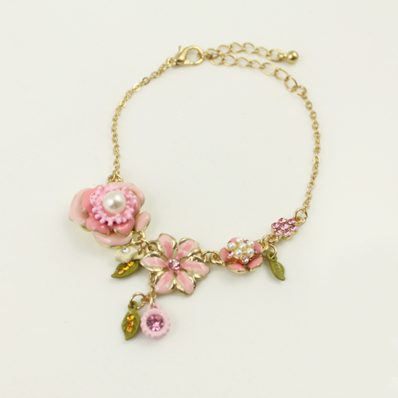 Foreign Jewelry Flowers...