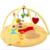 Urso bonito Do Jogo Do Bebê Tapete Crianças Toy Fun Newborn Jogar Mat rastejando Jogo Musical Ginásio Bebê Infantil Presentes Tapete Garoto -- DBYC161 PT49