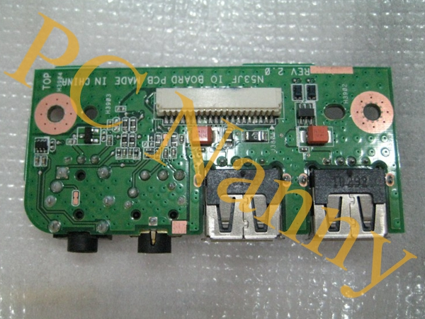 GENUINE FOR ASUS N53JF AUDIO BOARD USB BOARD
