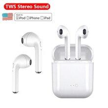 i7S audifonos bluetooth earphones fone de ouvido Wireless Headphones auriculares inalambrico Sport earbuds headset for all phone стоимость