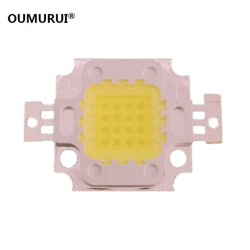 10PCS 16W LED light White 6000-6500K floodlight High power Lamp 1400mA 12.0-14.0V 1900-2100LM Epistar 33mil Chips Free shipping free shipping 10pcs lot tps51218 51218 tps51218dscr pizi qfn package computer chips 100