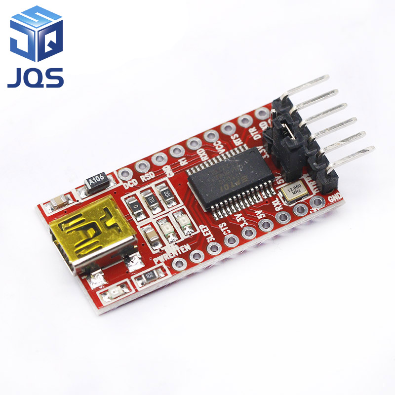 FT232RL FTDI USB 3.3V 5.5V To TTL Serial Adapter Module ForArduin Mini Port.Buy A Good Quality!Please Choose Me