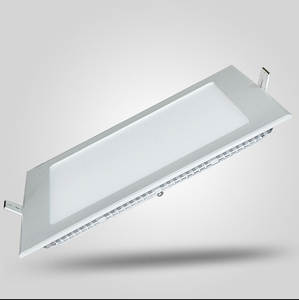 Dimmable-Panel-Light Square Recessed-Dimmable LED 1pc Driver 15W/25W