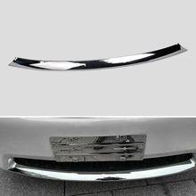Dla Toyota Sienna XLE LE L CE 2011-2017 ABS samochodów przedni dolny Grill chrom dekoracji zderzak wykończenia odlewnictwo pokrywa akcesoria samochodowe stylizacji