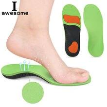 Силиконовые гелевые стельки для ухода за ногами подошвенного