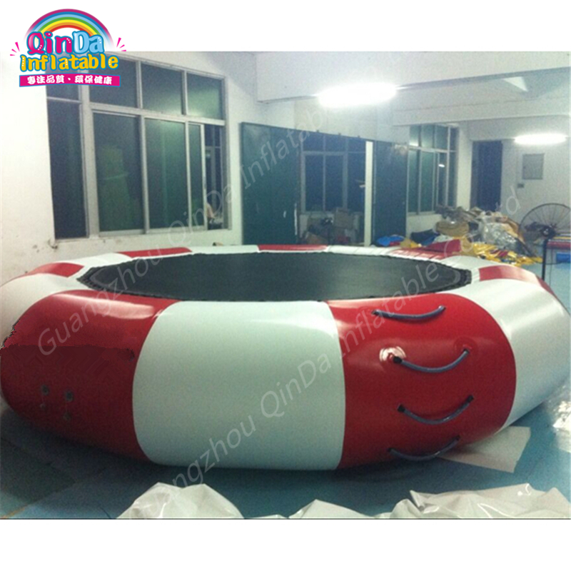 Qinda aire, Descuento inflable 5