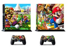 Mario 388 PS4 Skin PS4 Sticker