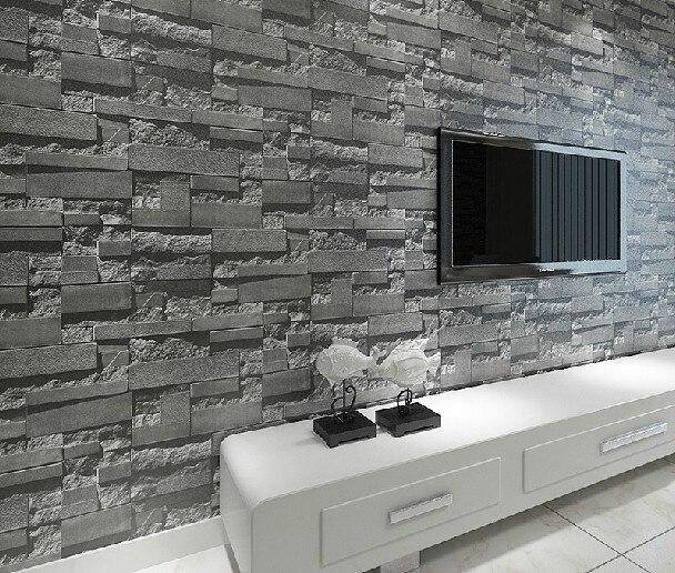 Design : Steintapete Grau Wohnzimmer ~ Inspirierende Bilder Von .