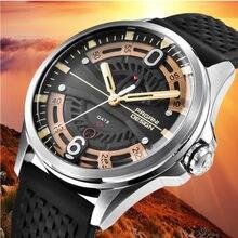 b022b7f33b5555 PAGANI DESIGN Brand Mens Watches Top Luxury Waterproof Skeleton Dial  Japanese Quartz Calendar Watch Men s Relogio