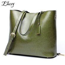 c1cfe7e3f06e8d Famous Brand Women Handbag Genuine Leather Tote Bag Wholesale business Bag  High Quality Ladies Real Leather