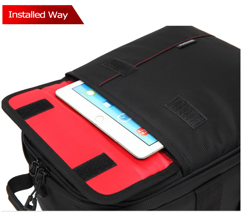 Camera Video Bag Backpack 7