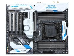 Darmowa wysyłka oryginalna płyta główna dla gigabyte X99-Designare EX LGA 2011-V3 DDR4 128 GB pulpitu płyta główna