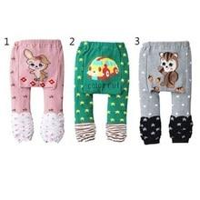 100% Cotton Baby Girls Pants Newborn Clothes Boys Pants Girl Leggings Infant Trousers legging for babies