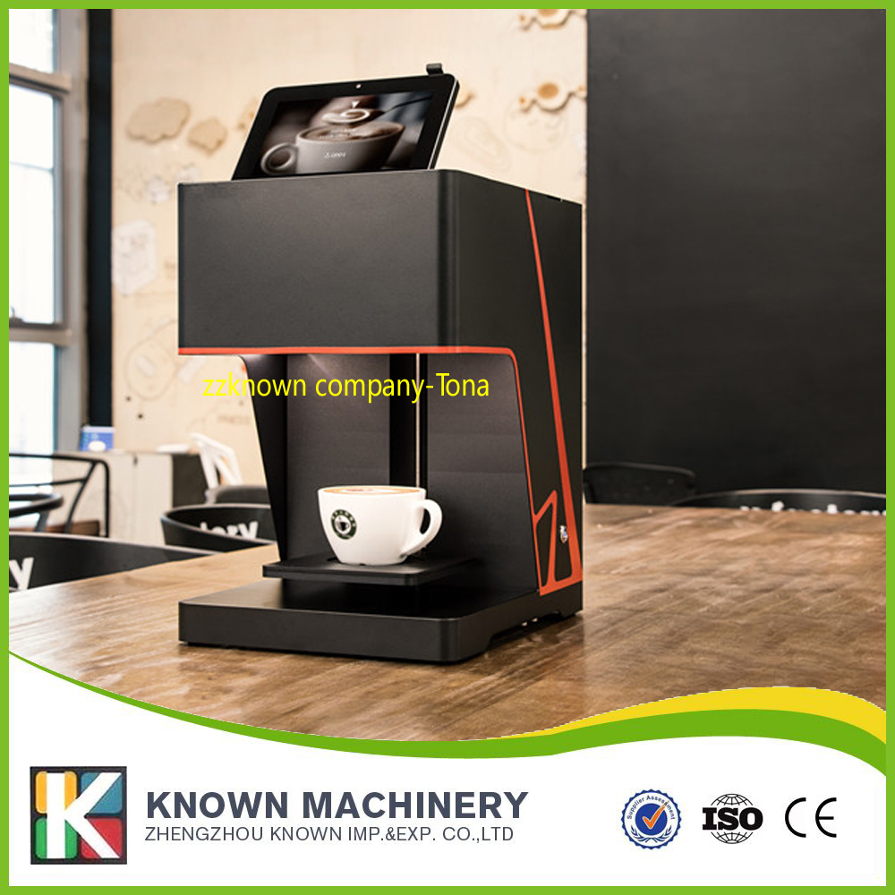 10% discount coffee printer machine selfie cappuccino latte coffee  printer Brown ink printing10% discount coffee printer machine selfie cappuccino latte coffee  printer Brown ink printing