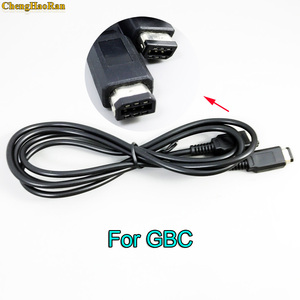 Image 2 - ChengHaoRanBlack 1M USB Ladegerät Kabel für Nintend Spiel Cube für NGS GS 2DS NDSi 3DS 3 DSLL/XL new3DS new3DSLL/XL GBA SP NDS Kabel