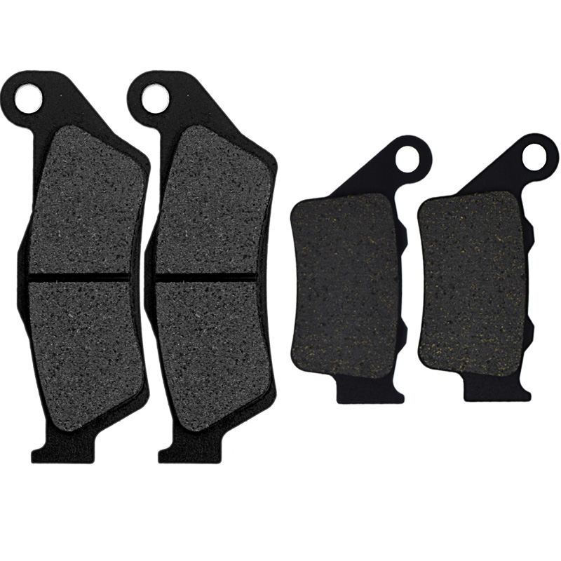 For KTM EXC 360 EXC360 1996 1997 EXC 380 EXC380 SX 380 SX380 1998 1999 2000 2001 2002 2003 Motorcycle Brake Pads Front Rear