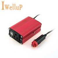 Car 200W Power Inverter 12v 220v Converter DC 12V to AC 220V 110V Portable Auto Modified Sine Wave USB Charger 12 220