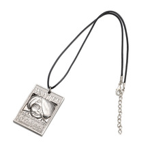 Luffy Zoro Robin Chopper Wanted Bounty Pendant Necklace