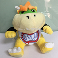 "Super Mario Brothers Bowser Jr./Koopa Plush stuffed dragon plush toy 7""US SHIP"