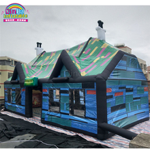 Bar Tent Irish For Sale Serving House Inflatable Pub цена 2017
