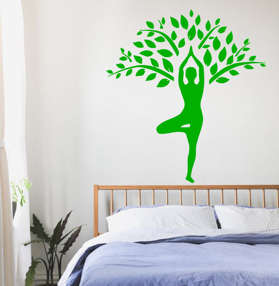 Cheap wall decals aegean coast woods field view diy for Cheap wall mural decals