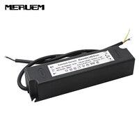 ניתן לעמעום LED Driver עמעום LED אספקת חשמל נהג 48 W הוביל שנאי תאורה זרקור downlight פנל