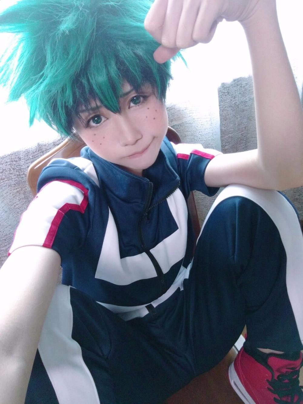 Boku No Hero Academia Bakugou Midoriya Iida School -2114