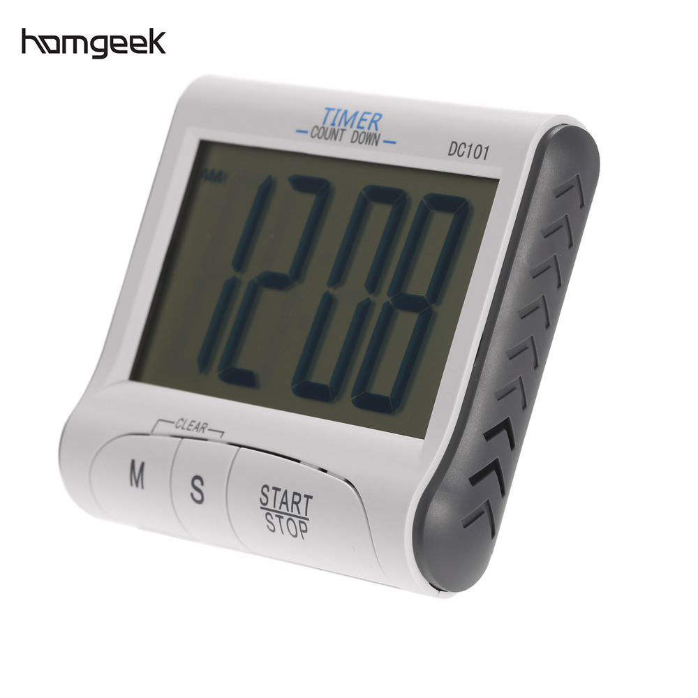 lcd digital kitchen timer countdown cooking timer count down alarm clock in kitchen timers from. Black Bedroom Furniture Sets. Home Design Ideas