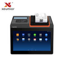 Sunmi T2 mini Smart All-in-one Android 7.1 POS System Built-in 80mm Printer Desktop Cashier Register
