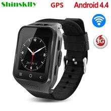 S8 Smart Watch Men Women GPS 3G smartphone Android 4.4 MTK6572 2.0MP Camera WCDMA WiFi MP3 Bluetooth smart electronics watch APP