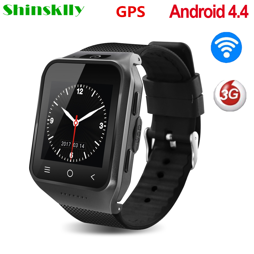S8 Smart Watch Men Women GPS 3G smartphone Android 4.4 MTK6572 2.0MP Camera WCDMA WiFi MP3 Bluetooth smart electronics watch APP цена