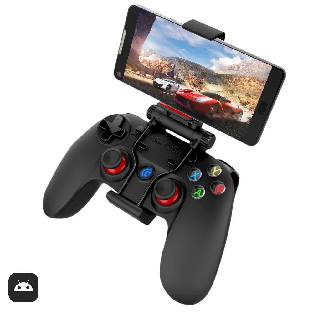 GameSir Gamsir G3 Bluetooth Game Controller Double shock vibration Gamepad (Ship from CN, US, ES)