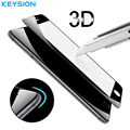 Keysion Tempered Glass Film For iPhone 7 7 Plus 9H Hardness 3D Curved Full Cover Screen Protect Glass Film for iPhone 7 7Plus