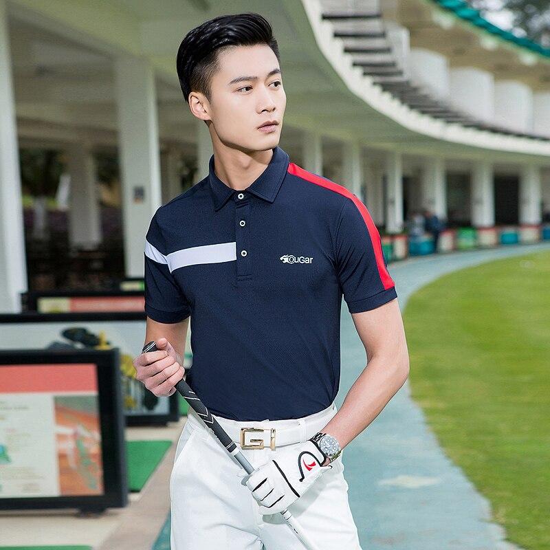 Respirável Quick Dry Sportswear Tops Anti Suor camisas de Esportes de Golfe