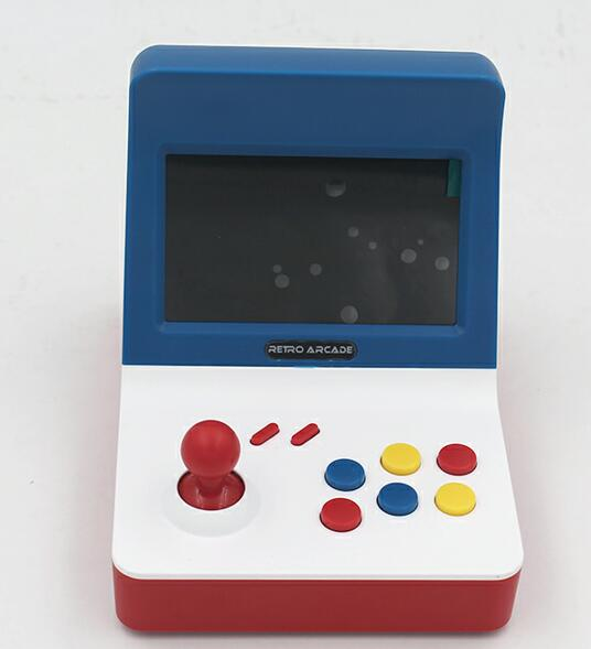 High quality Mini Handheld Game Console 4.3 Inch 64bit 3000 Video Games classical Family Game Console