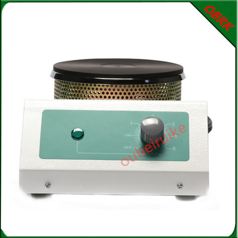 1000W Closed Electric Furnace Universal Heater Lab Adjustable Electric Heating Plate Furnace