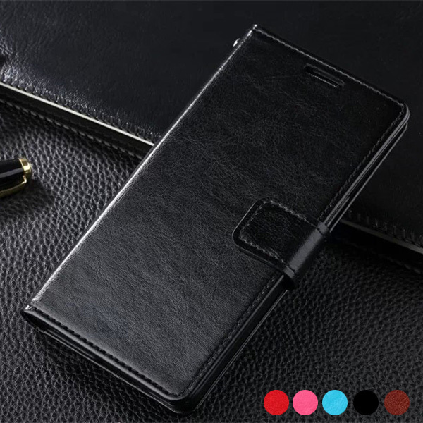 Luxury Wallet PU Leather Flip Case Cover For Samsung Galaxy A5 SM-A500F Cell Phone Case Back Cover With Stand Card Holder & Gift