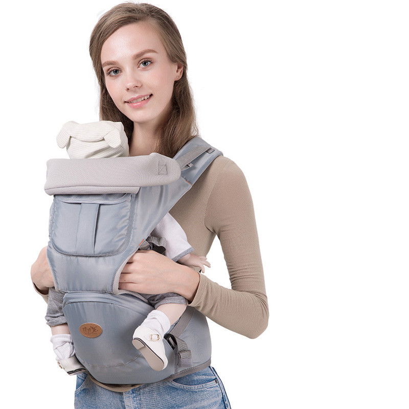 Activity & Gear 2018 New Design Multifunctional Baby Carrier Baby Carrier Sling Toddler Wrap Rider Baby Backpack Suspenders Hot Selling