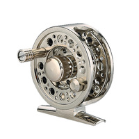 Hot Selling Full Metal Fly Fishing Reel 2+1BB 1:1 Aluminum Alloy Die Casting Fly Reel Fishing Reel