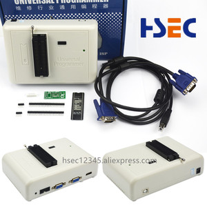 Image 4 - Original RT809H+CD software+ ICSP+ISP EMMC Nand NOR FLASH Extremely Universal Programmer better than RT809F CH341A programmer