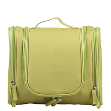 7 Colors Make Up Organizer Bags 2016 Women Portable Multifunctional Travel Pockets Waterproof Cosmetic Bag Travel Makeup Handbag