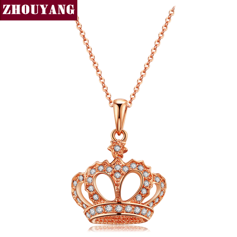 Aliexpress.com : Buy Top Quality Queen's Crown Rose Gold ...