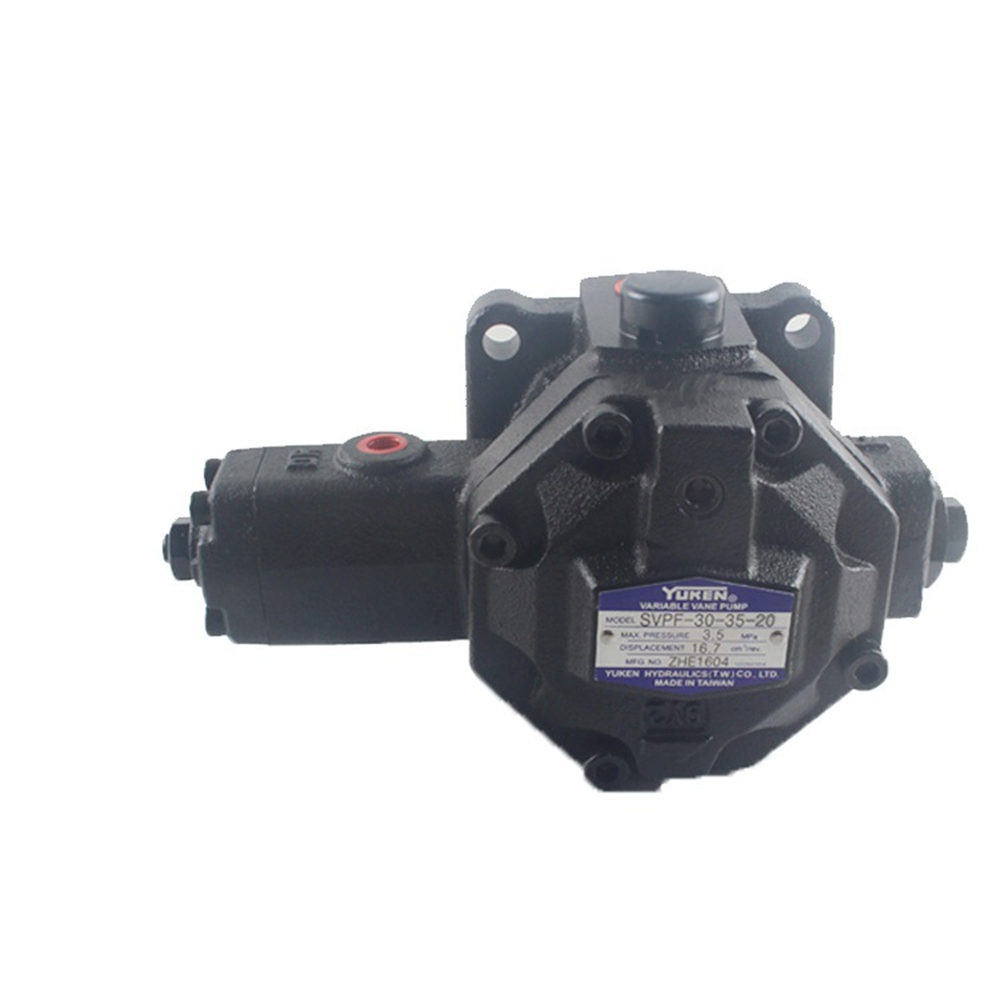 SVPF Vane Pump YUKEN SVPF-20-20/35/55/70-20 Hydraulic Parts Oil Pump Low Pressure Machine Pump