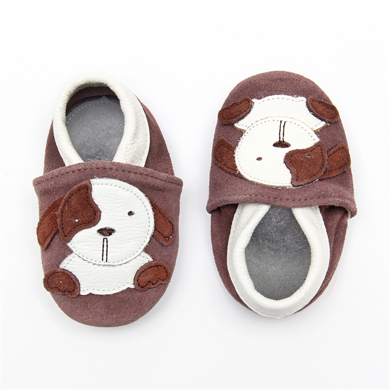 Provided 1pair Spring Autumn Genuine Leather Christmas Gift First Walkers Baby Boy Shoes Baby Moccasins Girls Soft Sole Prewalker Mother & Kids Baby Shoes