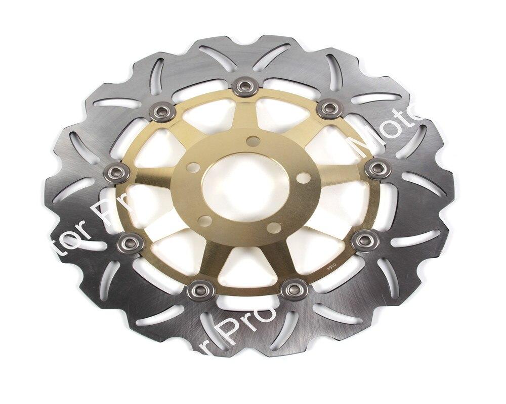GS500E For Suzuki GS E 500 1989 - 2003 Front Brake Disc Disk Rotor GSE 90 91 92 93 1994 1995 1996 1997 1998 1999 2000 2001 2002 motorcycle front brake disc rotor for suzuki gsx 600 f 1989 1990 gsx 750 f katana 1998 1999 2000 2001 2002 2003 gold
